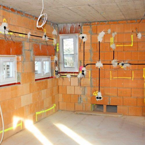 Электрика в каменном частном доме